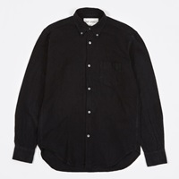 Our Legacy 1950S Shirt Black Oxford