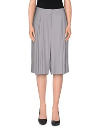 See By Chloe See By Chloe Trousers 3 4 Length Trousers Women Grey