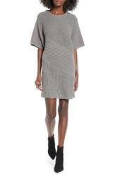 Astr Women's Ribbed Sweater Dress