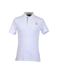 Atelier Fixdesign Polo Shirts White