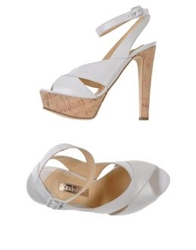Nando Muzi Sandals White