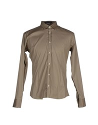 Takeshy Kurosawa Shirts Shirts Men Khaki