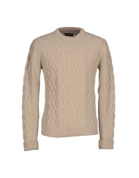 Commune De Paris 1871 Sweaters Beige