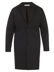 Balenciaga Double Faced Embossed Overcoat