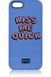 Markus Lupfer Kiss Me Quick Iphone 5 Cover Net A Porter.Com
