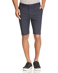 Theory Beck Check Slim Fit Shorts Theorist Multi