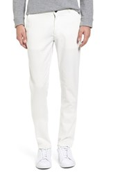 Good Man Brand Men's 'Grand Lux' Modern Fit Twill Pants Winter White