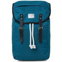 Sandqvist Hans Hiking Backpack Blue