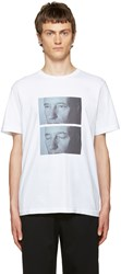Yang Li White Bill's Eyes T Shirt