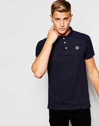 Henri Lloyd Thurton Fitted Polo Navy
