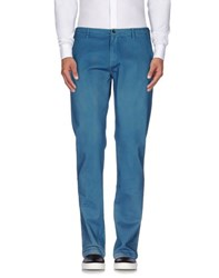 Pence Trousers Casual Trousers Men Azure