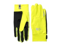 The North Face Runners 1 Etip Glove Sulphur Spring Green Extreme Cold Weather Gloves Yellow