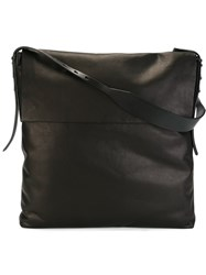 Rick Owens Oversized Shoulder Bag Black