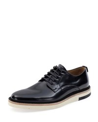 Fendi Hunting Lace Up Shoe Black