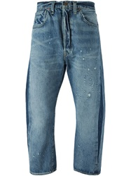 Vintage Clothing 1944 '501' Jeans Blue