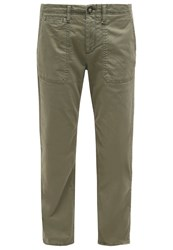 Banana Republic Trousers Iguana Green Khaki
