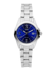 Casio Timepieces Wrist Watches Women Blue