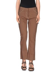 Etoile Isabel Marant Isabel Marant Etoile Denim Denim Trousers Women Light Brown