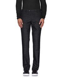 Alessandro Dell'acqua Trousers Casual Trousers Men Steel Grey