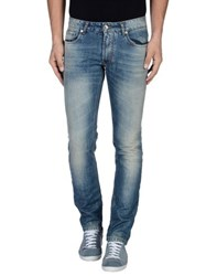 Paolo Pecora Man Denim Denim Trousers Men
