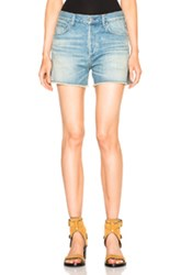 Citizens Of Humanity Premium Vintage Corey Shorts In Blue