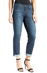 Liverpool Jeans Company Women's 'Peyton' Slim Stretch Boyfriend Vintage Super Dark