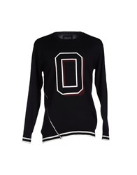 Obey Knitwear Jumpers Men Black