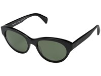 Paul Smith Aberdeen Matte Onyx Onyx G 15 Polarized Fashion Sunglasses Black