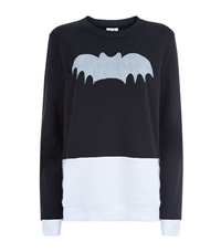 Zoe Karssen Contrast Bat Sweater