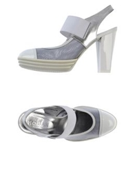 Hogan Pumps White