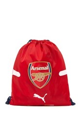 Puma Arsenal Graphic Carrysack Red