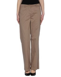 Cambio Casual Pants Khaki
