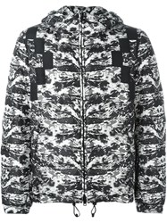 Marcelo Burlon County Of Milan 'Liaima' Padded Jacket Black