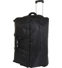 Lipault Foldable Wheeled Duffel Bag 75Cm Black