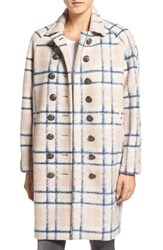 Rebecca Minkoff Women's 'Santo' Double Breasted Wool Blend Coat