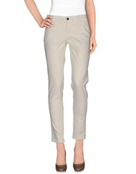 S.O.S By Orza Studio Trousers Casual Trousers Women Ivory