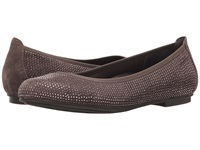 Vionic With Orthaheel Technology Spark Willow Ballet Flat Taupe Women's Dress Flat Shoes