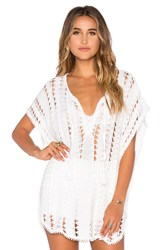 Goddis Movers And Shakers Tunic White
