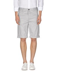 Humor Trousers Bermuda Shorts Men Light Grey