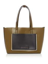 Kenneth Cole Utica Tote Olive