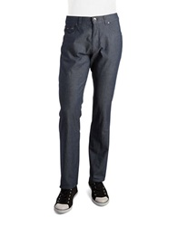 Bugatti Cordoba Five Pocket Pants Blue