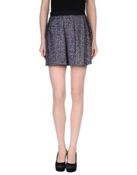 French Connection Mini Skirts Blue