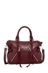 Urban Expressions Aiden Satchel Red
