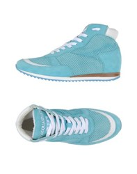 D'acquasparta Footwear High Tops And Trainers Women