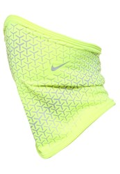 Nike Performance Thermafit 360 2.0 Snood Volt Silver Neon Yellow