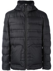 Dirk Bikkembergs Padded Short Jacket Black