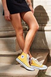 Converse Chuck Taylor All Star High Top Sneaker Bright Yellow
