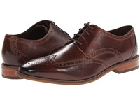 Florsheim Castellano Wingtip Oxford Brown Men's Lace Up Wing Tip Shoes