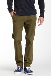 Vince Casual Trouser Green