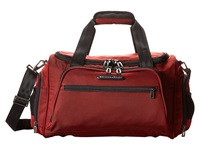 Briggs And Riley Transcend Cabin Duffle Crimson Red Duffel Bags